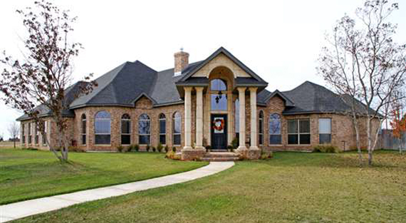 Branson homes amarillo tx home builder amarillo new American home builder